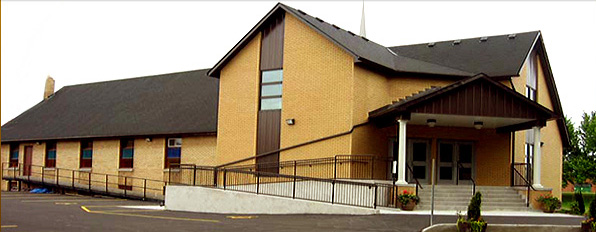 Bathroad Baptist Church